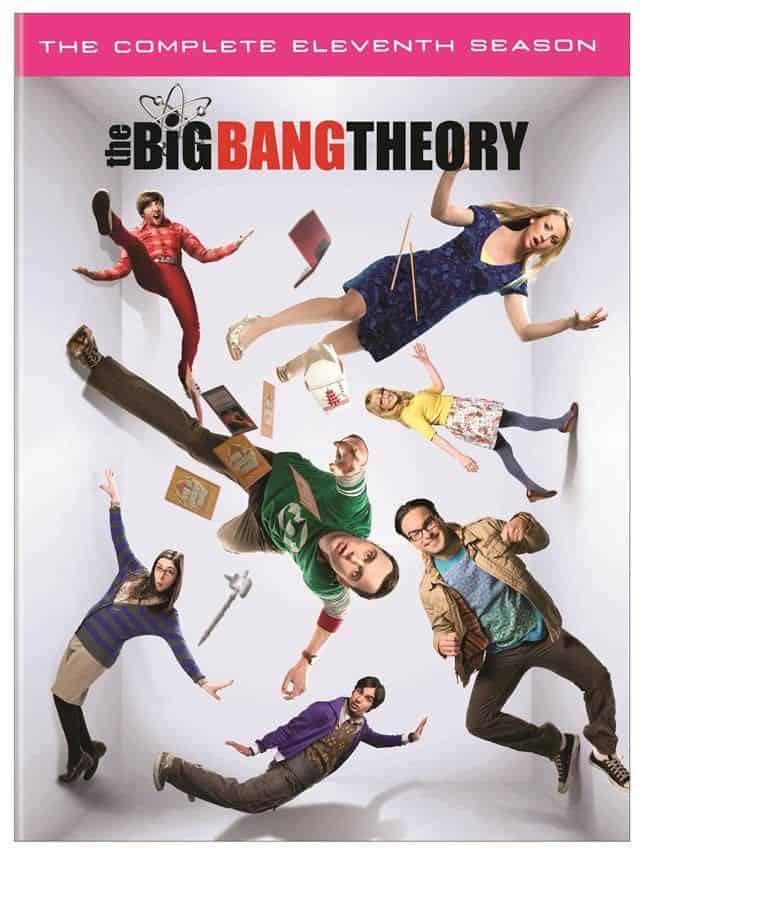 The Big Bang Theory Season 11 DVD 2