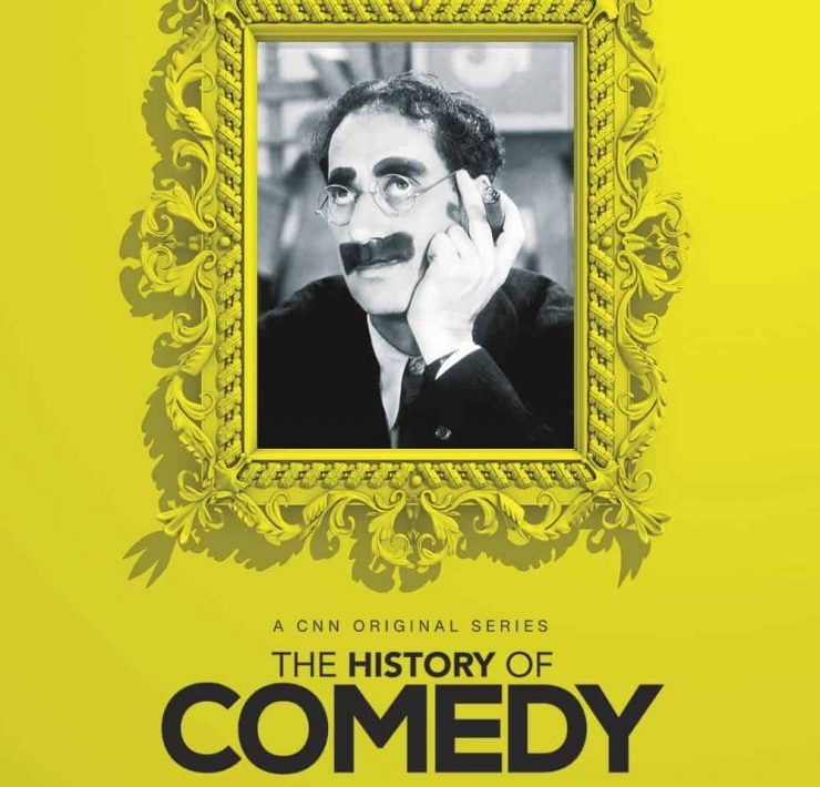 CNN-The-History-Of-Comedy-Season-2-Poster