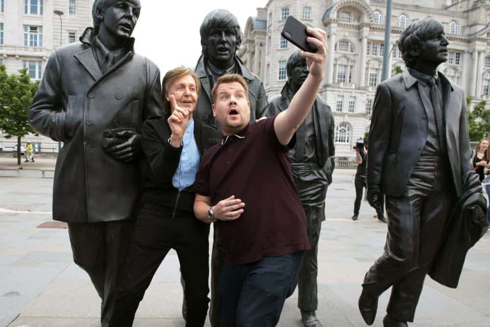 Paul McCartney Carpool Karaoke 2