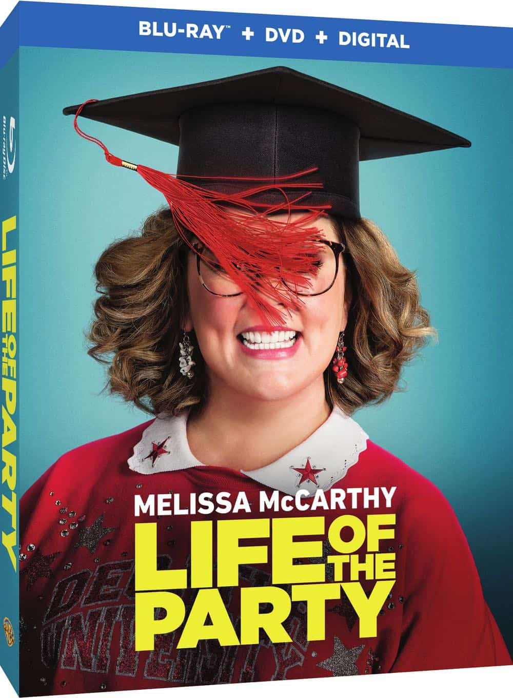 Life Of The Party Bluray DVD Digital 1