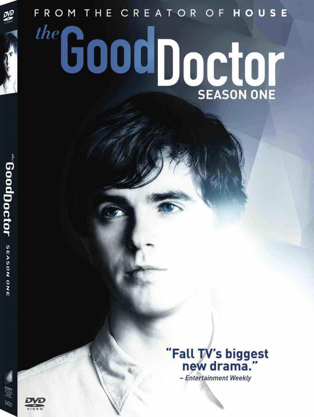 The Good Doctor Season 1 DVD