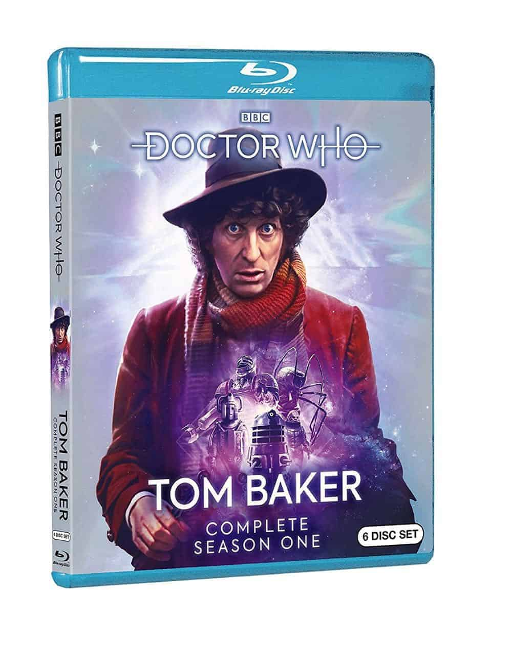 Doctor Who Tom Baker Complete Season One Bluray