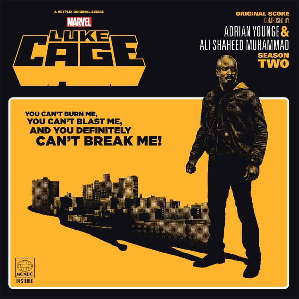 Luke Cage Soundtrack 1