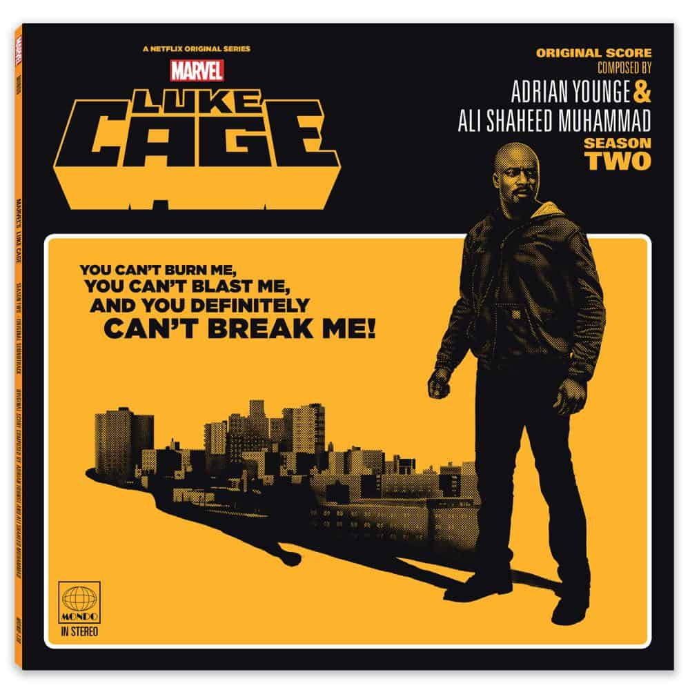 Luke Cage Soundtrack 2