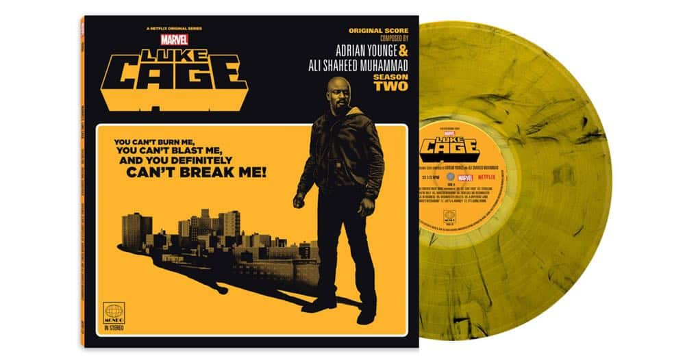 Luke Cage Soundtrack 5