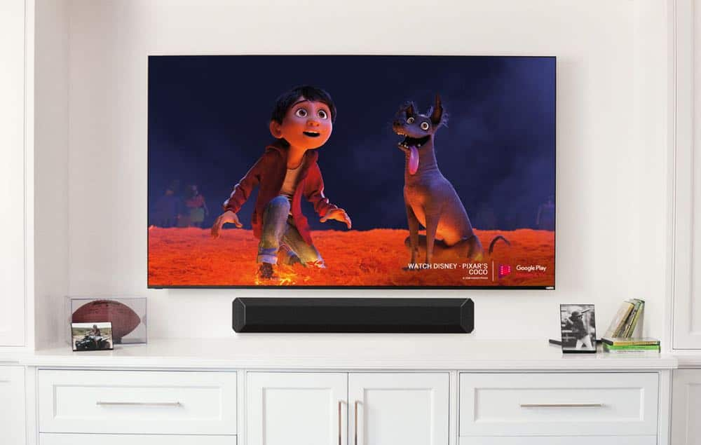 vizio sound bar 2 ways to position 2