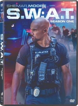 SWAT Season 1 DVD