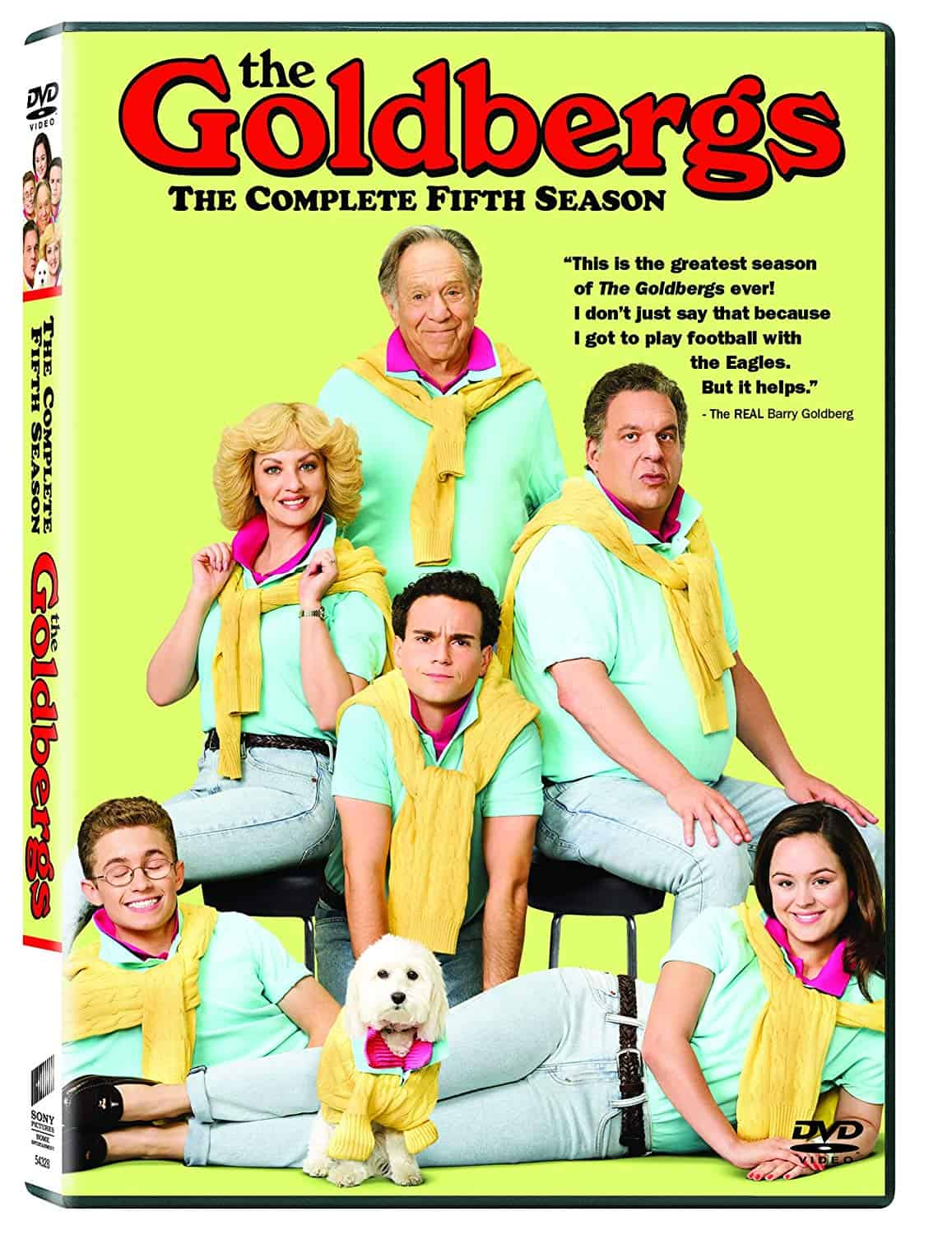 The-Goldbergs-Season-5-DVD