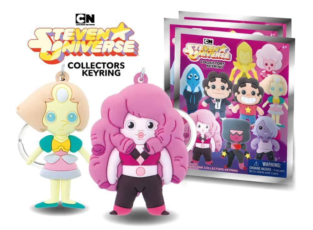 Steven Universe keychain pic2