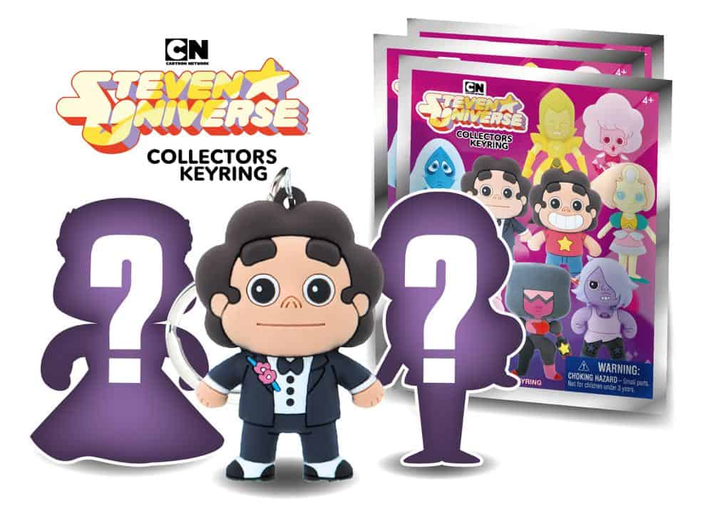 Steven Universe keychain Steven