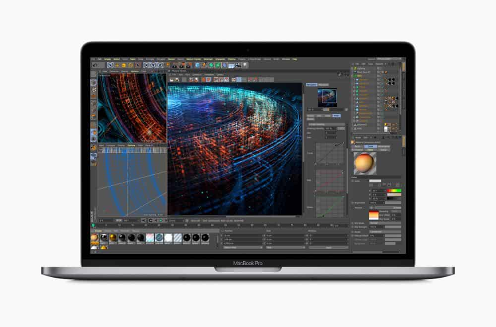 Apple MacBook Pro Update data manipulation simulations 07122018