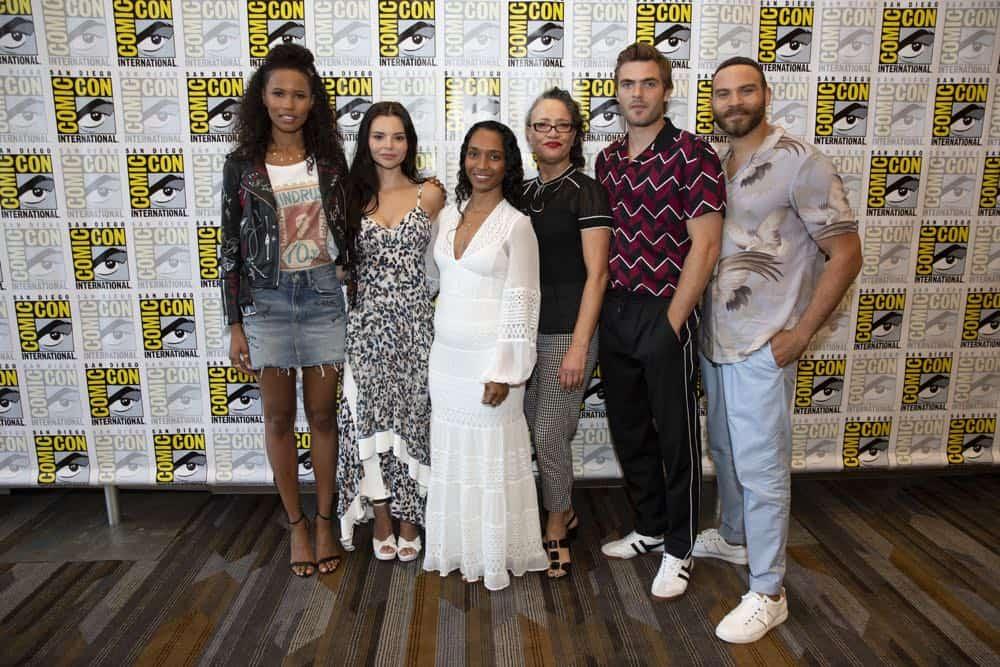 Siren Comic Con 2018 01