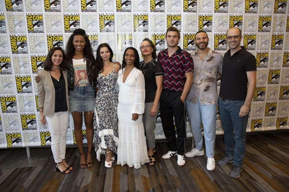 Siren Comic Con 2018 02