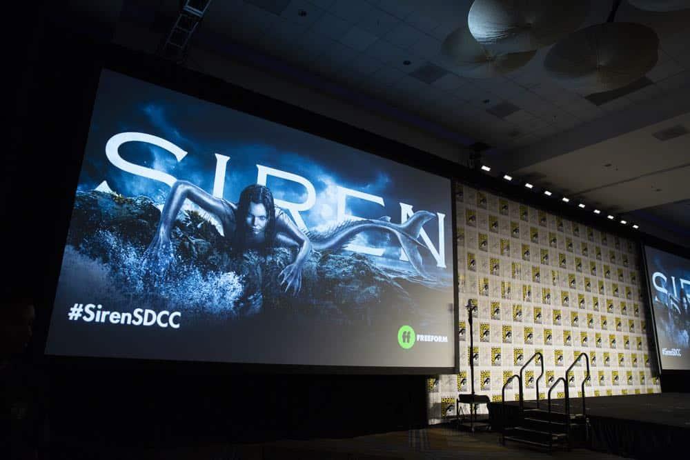 Siren Comic Con 2018 03