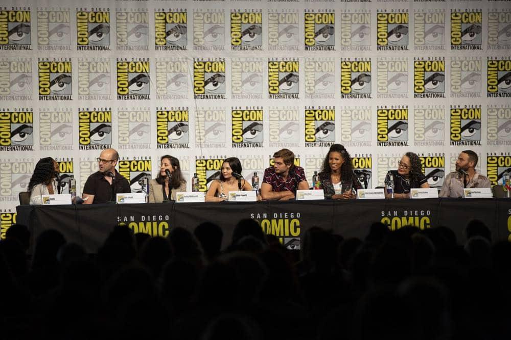 Siren Comic Con 2018 12