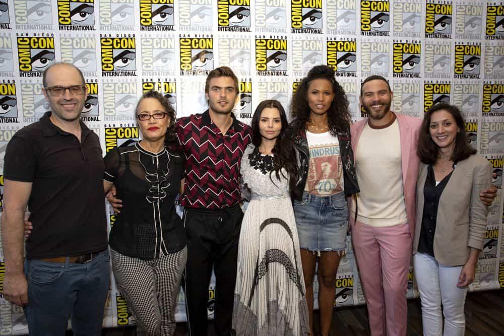 Siren Comic Con 2018 15
