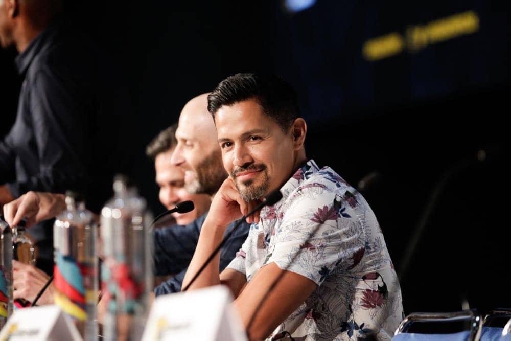 Magnum PI Comic Con 2018 08