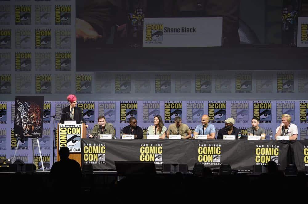 The Predator Comic Con 2018 5