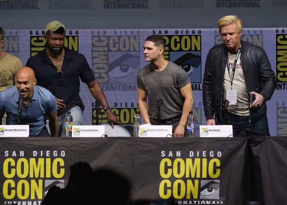 The Predator Comic Con 2018 6