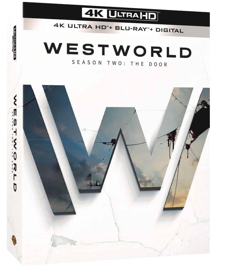 Westworld S2 4K UHD 3D skew