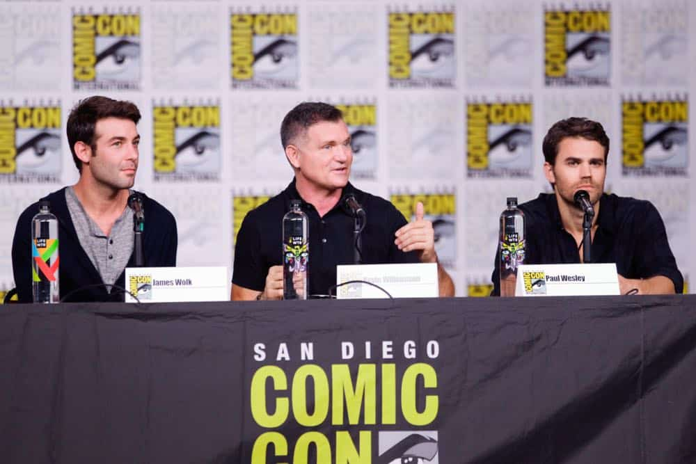 Tell Me A Story Comic Con 2018 CBS All Access 03