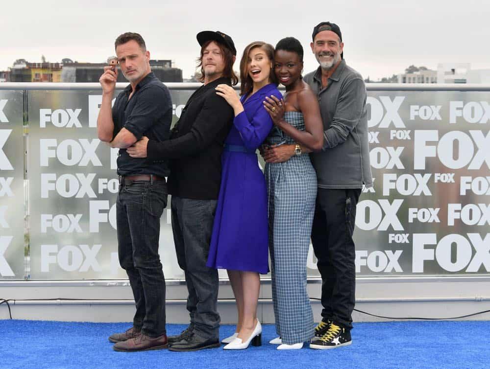 The Walking Dead Cast Comic Con 2018 08