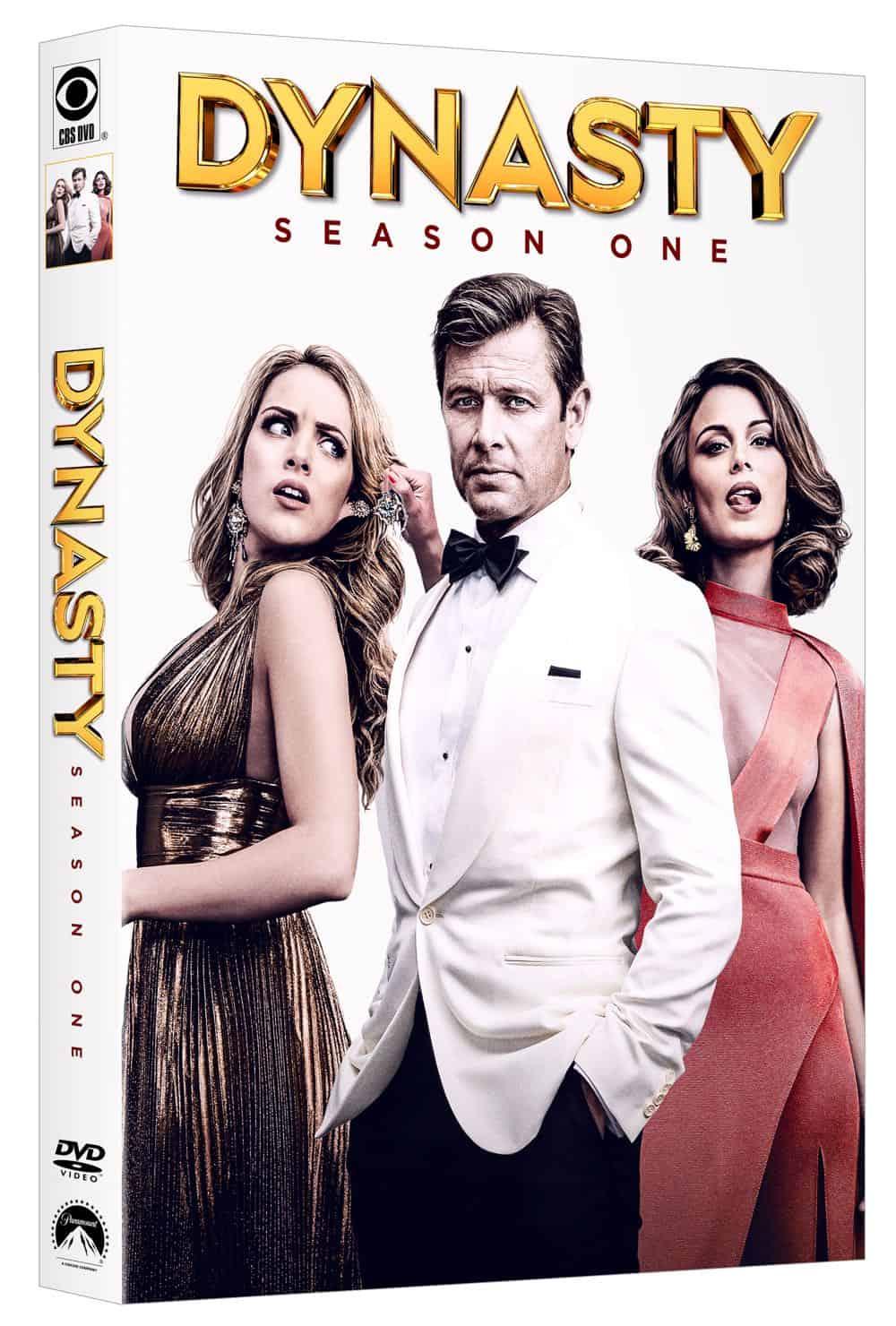 Dynasty 2017 S1 DVD 3D Oslv
