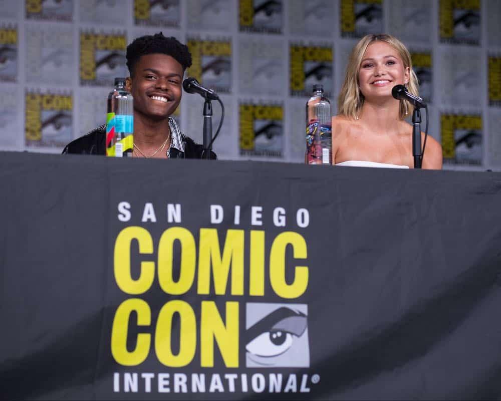 Cloak And Dagger Comic Con 2018 10