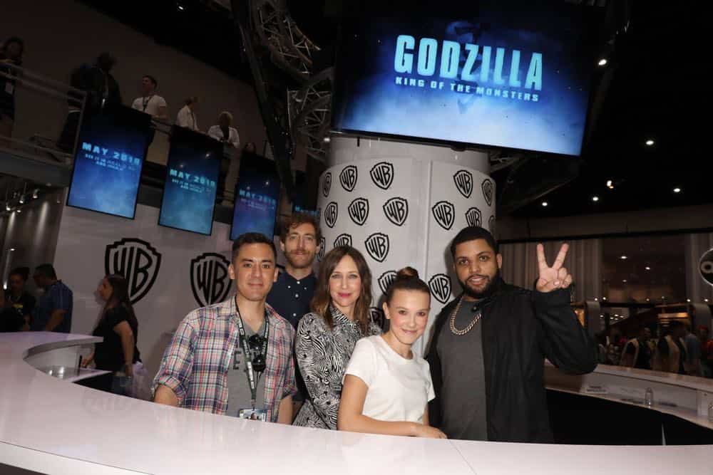 GODZILLA KING OF THE MONSTERS Comic Con 2018 07