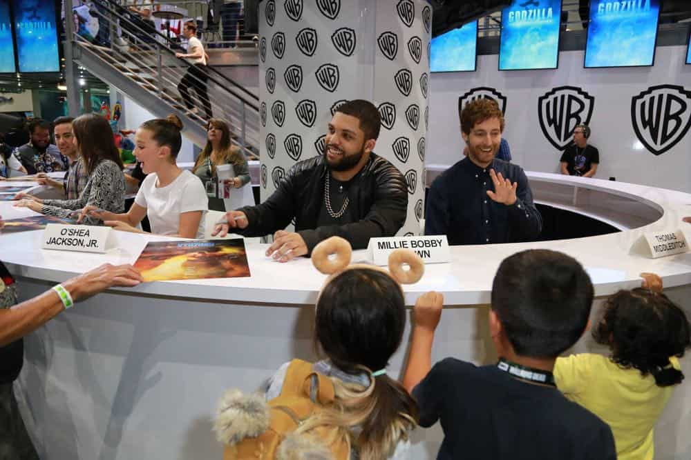 GODZILLA KING OF THE MONSTERS Comic Con 2018 12