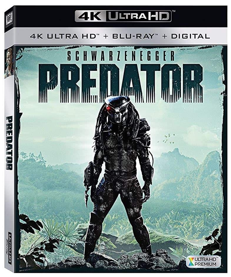 Predator 4K
