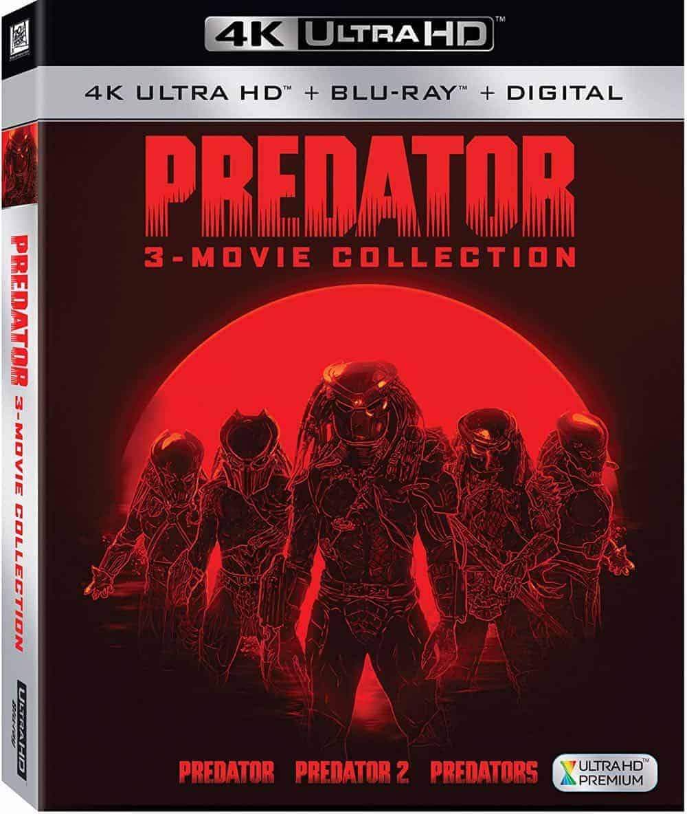 Predator 3 Movie Collection 4K