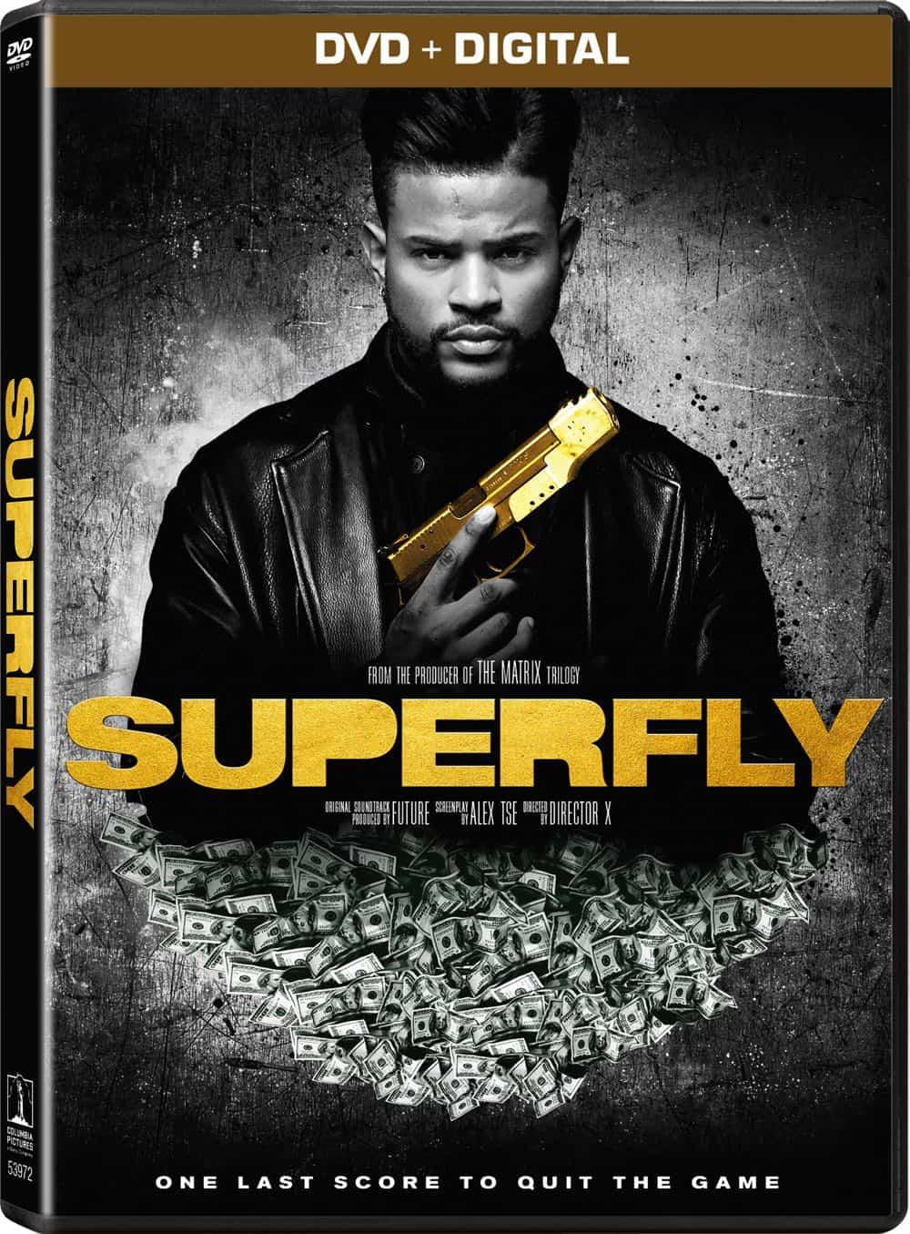 Superfly DVD Digital