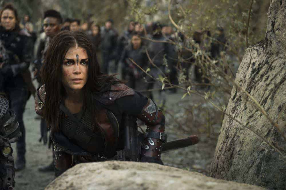 THE 100 Season 5 Episode 13 Photos Damocles Part Two 1