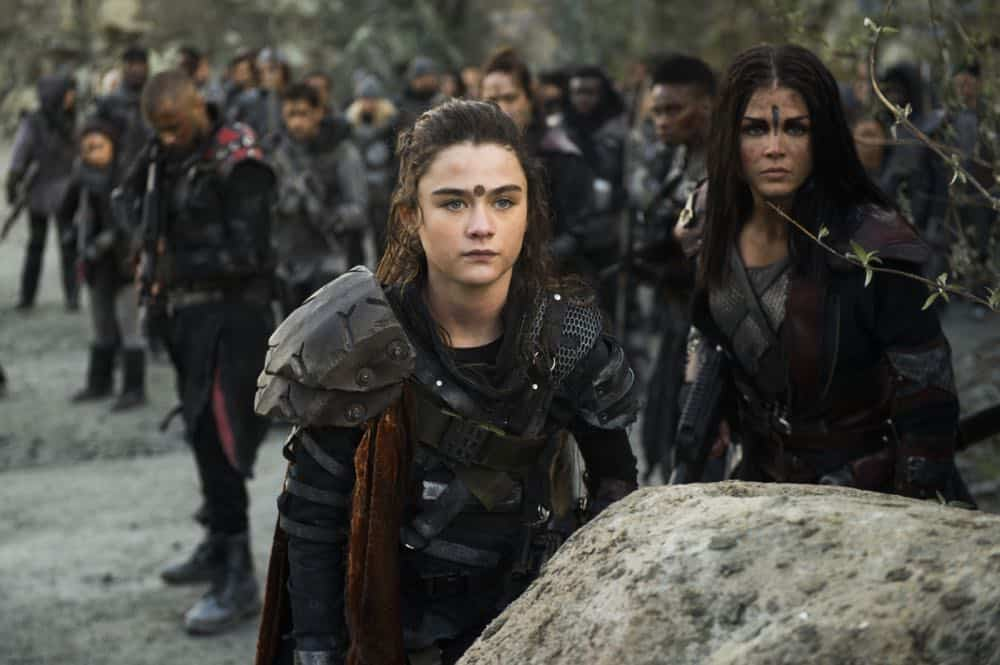 THE 100 Season 5 Episode 13 Photos Damocles Part Two 2
