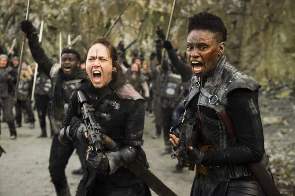 THE 100 Season 5 Episode 13 Photos Damocles Part Two 3