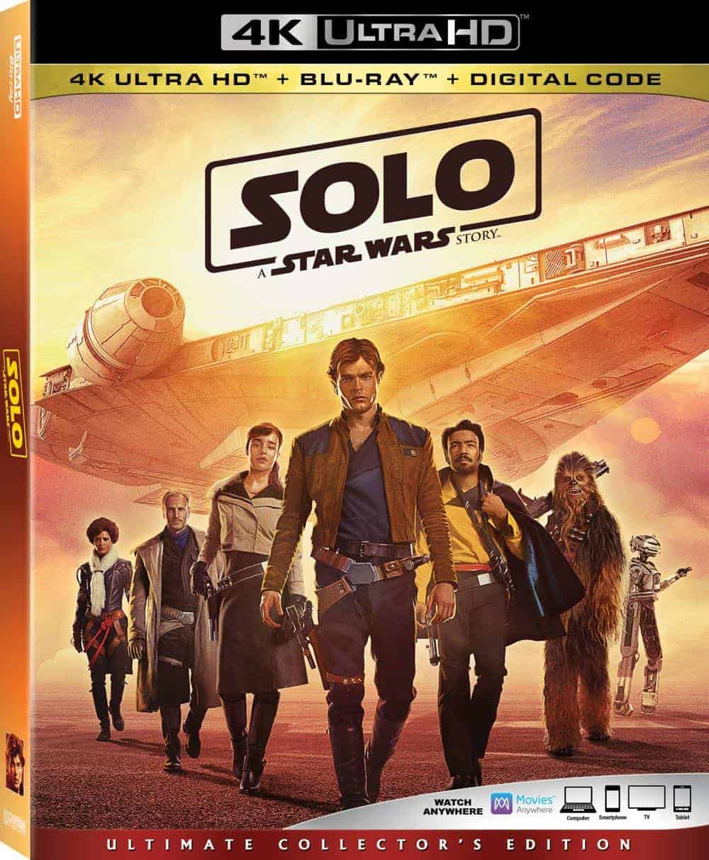solo a star wars story 4k ultra hd cover