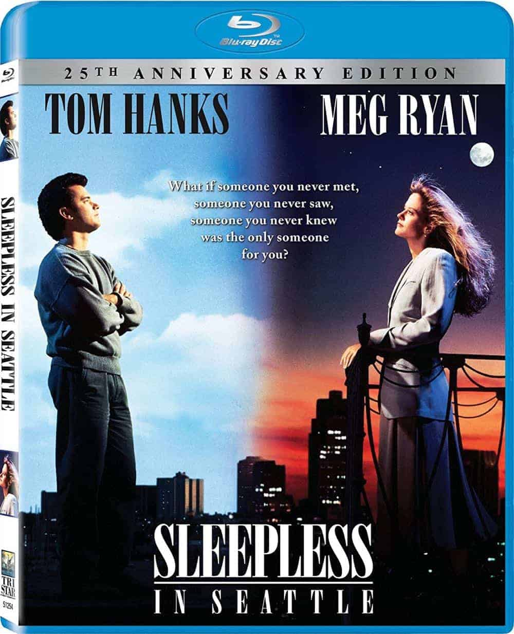 8SLEEEPLESS IN SEATTLE 25th Anniversary Bluray
