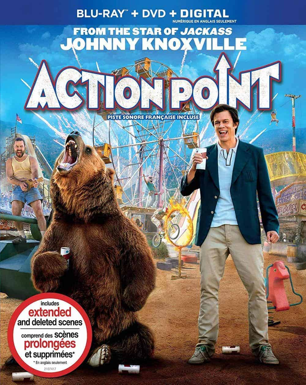 Action Point Bluray DVD