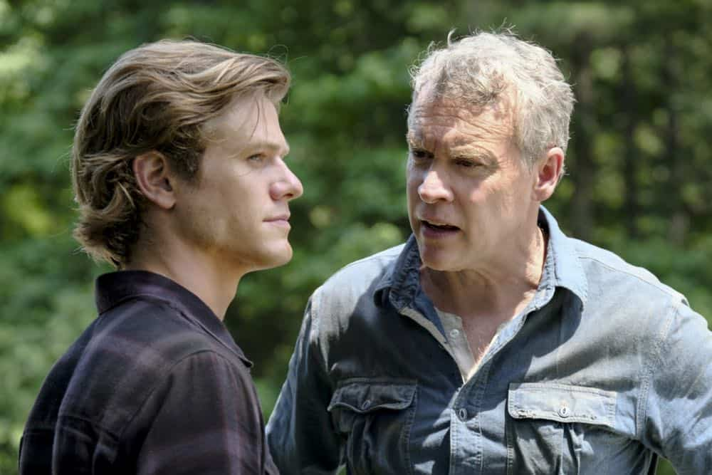 MacGyver Episode 1 Season 3 Improvise 2