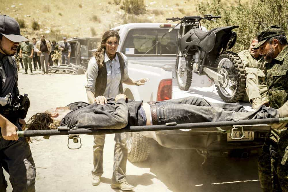 NCIS Los Angeles Episode 1 Season 10 To Live And Die In Mexico 5
