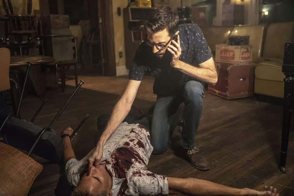 NCIS New Orleans Episode 1 Season 5 See You Soon 2