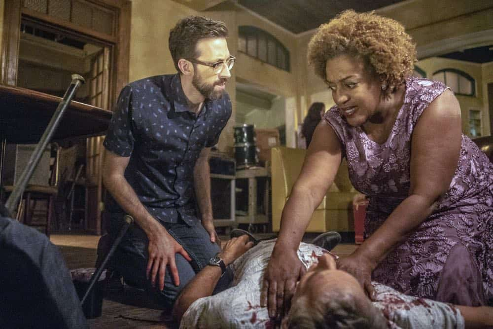 NCIS New Orleans Episode 1 Season 5 See You Soon 3