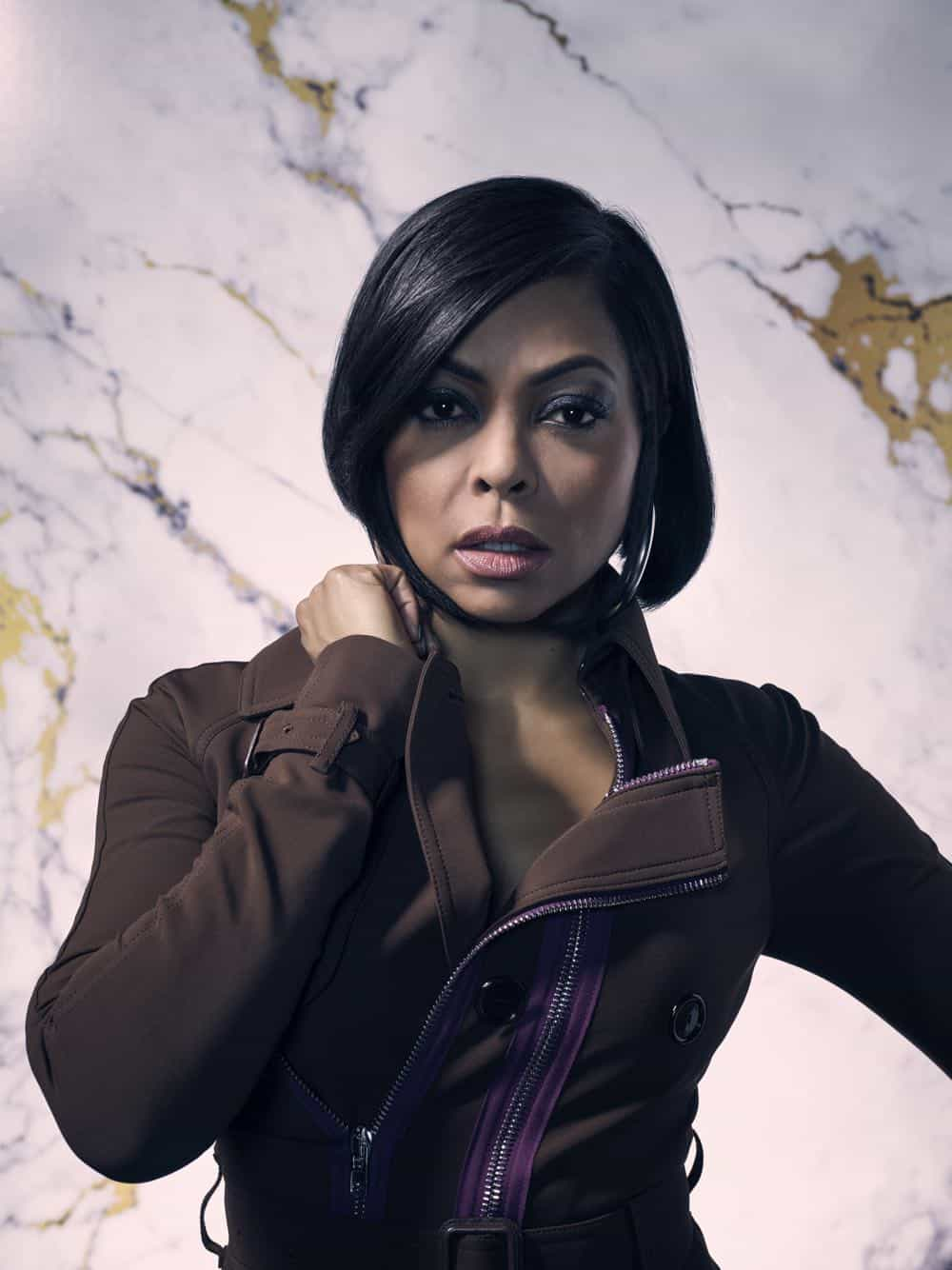 EMPIRE: Taraji P. Henson on Season Five of EMPIRE premiering Wednesday, Sept. 26 (8:00-9:00 PM ET/PT) on FOX. ©2018 Fox Broadcasting Co. CR: Patrick Hoelck/FOX