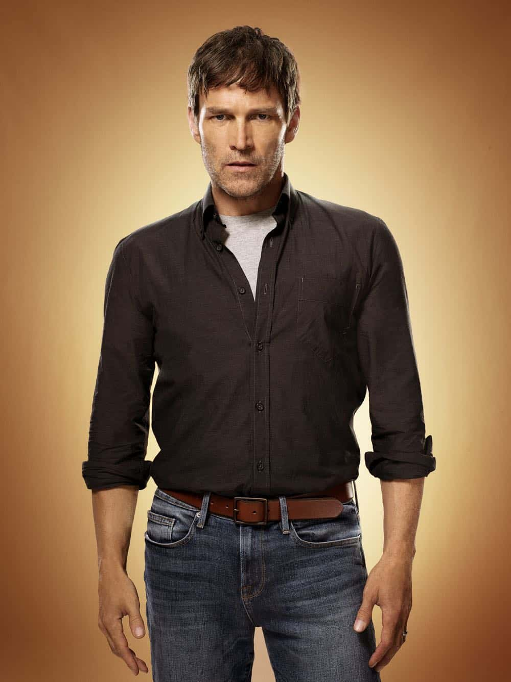 THE GIFTED:   Stephen Moyer as Reed Strucker in Season Two of THE GIFTED airing Tuesday, Sept. 25 (8:00-9:00 PM ET/PT) on FOX. ©2018 Fox Broadcasting Co. Cr:  Justin Stephens/FOX