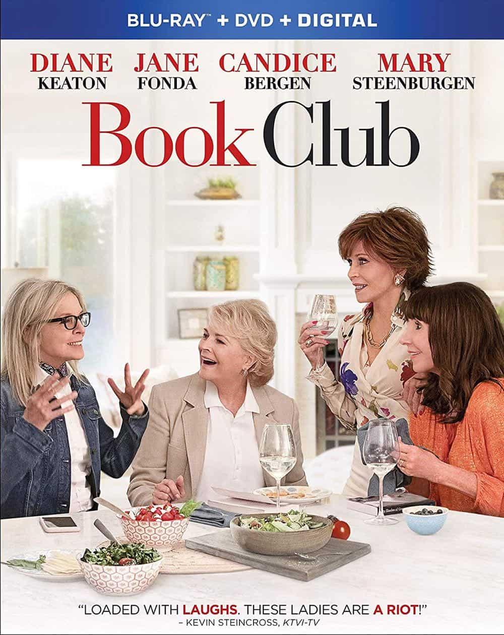 Book Club Bluray