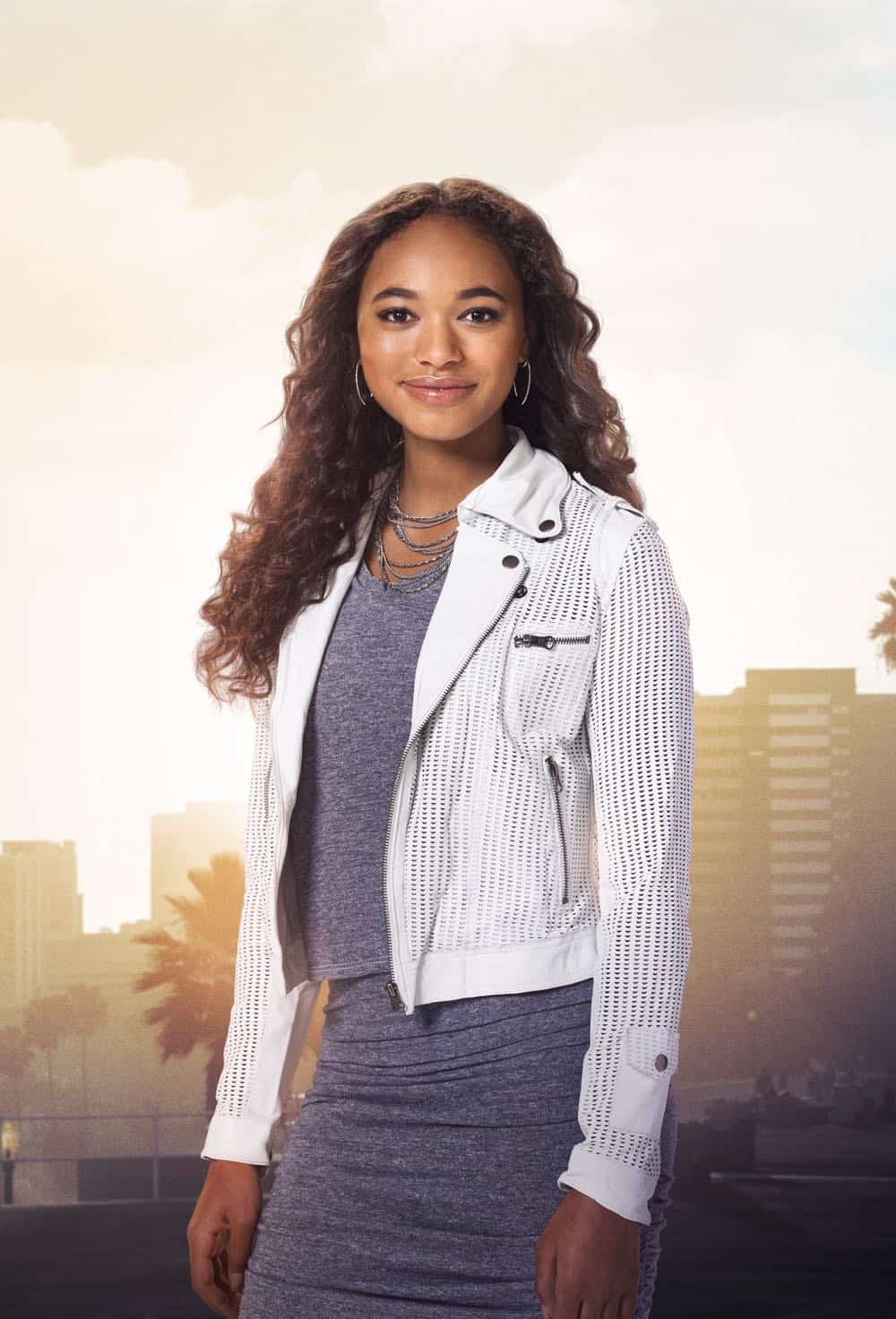 LETHAL WEAPON: Chandler Kinney. Season three of LETHAL WEAPON premiers Tuesday, Sept. 25 (9:00-10:00 PM ET/PT) on FOX. ©2018 Fox Broadcasting Co. CR: Peter Yang/FOX