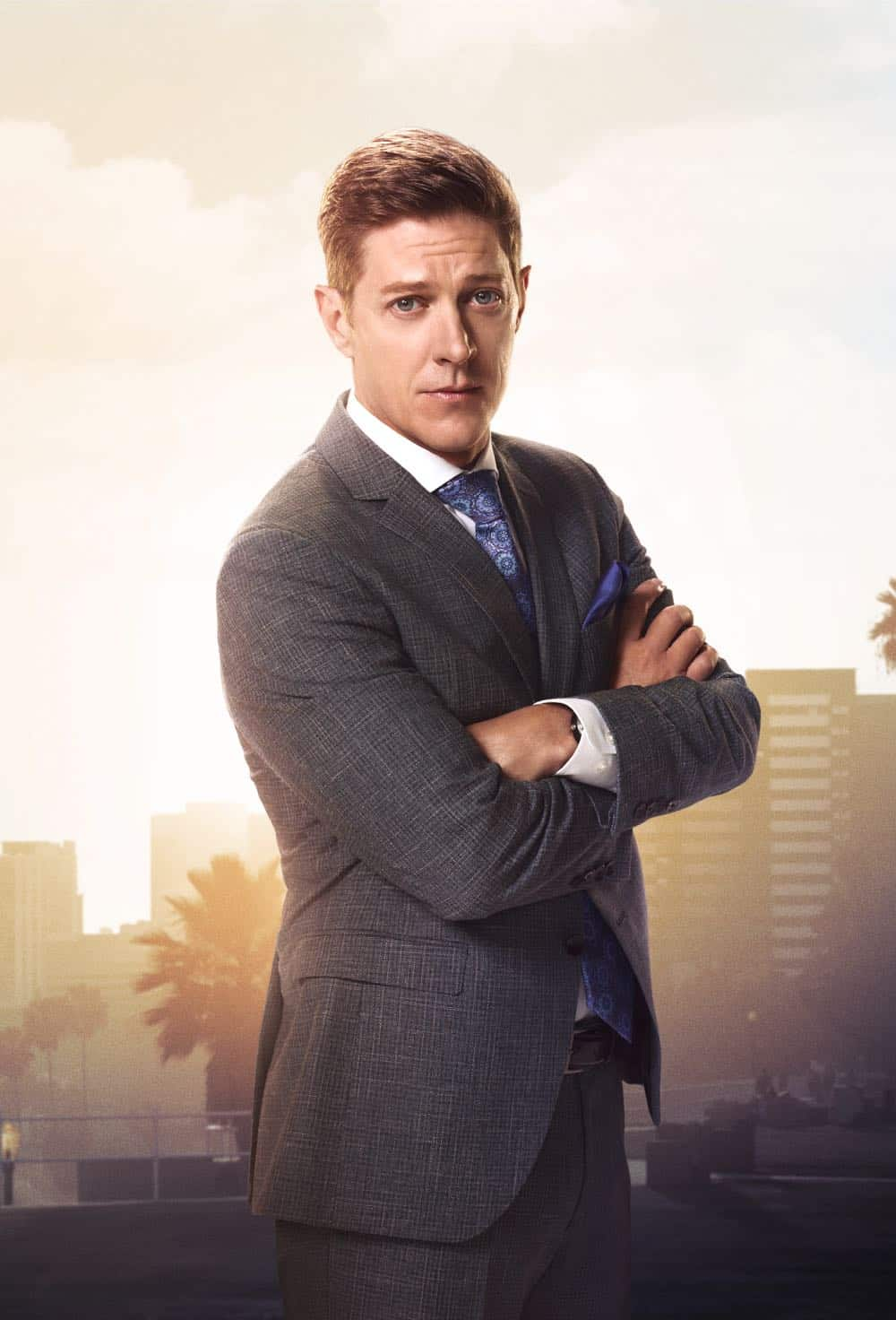 LETHAL WEAPON: Kevin Rahm. Season three of LETHAL WEAPON premiers Tuesday, Sept. 25 (9:00-10:00 PM ET/PT) on FOX. ©2018 Fox Broadcasting Co. CR: Peter Yang/FOX