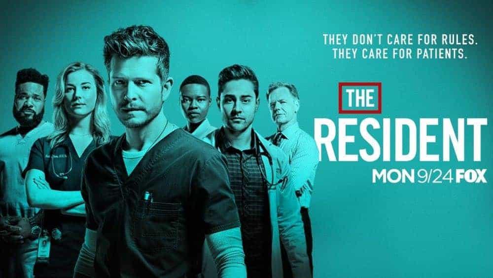 The Resident Season 2 Poster