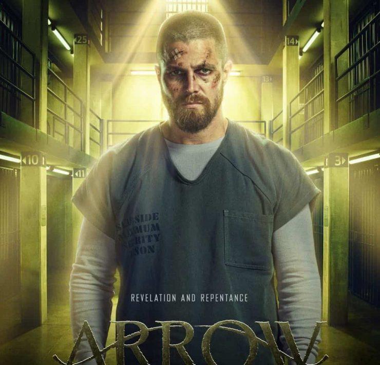 ARROW Season 7 Poster